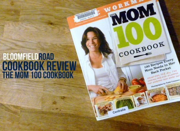 The Mom 100 Cookbook Title